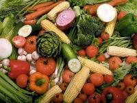 Питательная ценность овощей (Ешьте на здоровье)