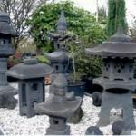 """садовые фонари """"восточного"""" стиля"""