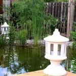 светильник для освещения прудов