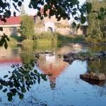Крепость Корела, зеленый мир Кексгольма
