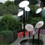 фонтан-светильник