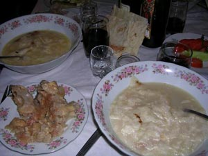 блюда из редьки