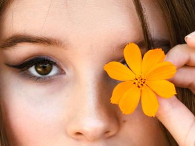 Глаза называют зеркалом души