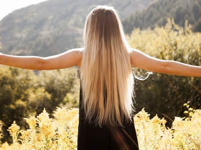 Обаяние женщины скрывается в ее волосах