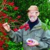 В.Петров, садовод-любитель, коллекционер редких сортов
