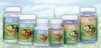 комплексное минеральное удобрение AVA