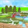 Рис. 7. Пример проекта, созданного в программе «Наш Сад 9.0 Рубин»