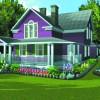 ���. 10. ������ �������, ���������� � Punch Master Landscape and Home Design