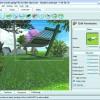 Рис. 8. Пример проекта, созданного в TurboFLOORPLAN Landscape and Deck.