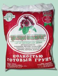 Полностью готовый грунт для красивоцветущих растений. Для выращивания бальзамина, бегонии, геппеастума, гемантуса, герани, глоксинии, фуксии